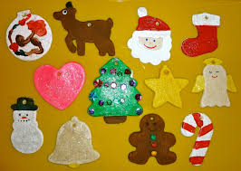 ornaments salt dough ornaments salt dough