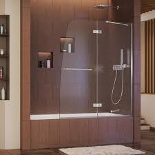 Cardinal Shower Door by Glass Tub And Shower Doors Enigma X 56 In To 59 In X 62 In