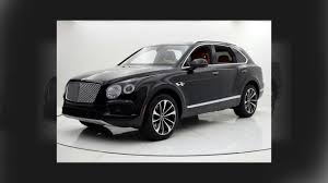 onyx bentley interior 2018 bentley bentayga onyx youtube