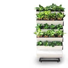 vertical garden and green wall systems growology