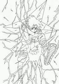 sasuke uchiha free coloring pages on art coloring pages