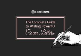 complete cover letter guide that will help you get hired cover