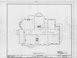 eplans second empire house plan grand spiral staircase square second floor plan william worrell vass house raleigh north carolina