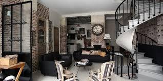 canapé style industriel style indus pour un loft réussi miliboo