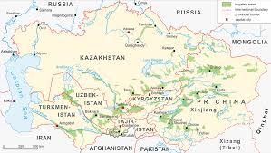 Karakoram Range Map Developments In Non Alpine Mountainous Areas