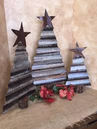 Rustic Metal Christmas Decorations by Diy Rustic Christmas Ornaments From Scrap Wood Christmas Tree