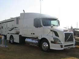 2009 volvo semi truck volvo model lines heavy haulers rv resource guide