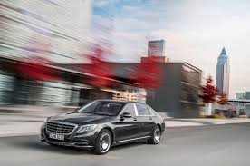 mercedes maybach s500 einstieg in den luxus mercedes maybach s500 und s600 ab 134 053