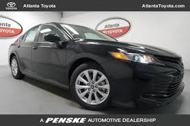 toyota camry 2018 new toyota camry le automatic at atlanta toyota serving atlanta