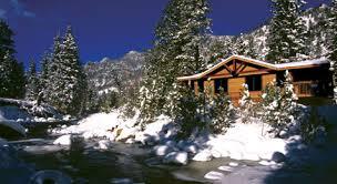 lodging river estes park vacation cabins at evegreens on fall river