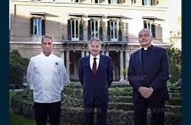 ambassade cuisine politique l ambassade de au vatican tenue par les lyonnais