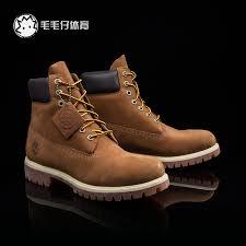 yellow boots s shoes tim bo lan timberland tianmu lan s shoes big yellow boots