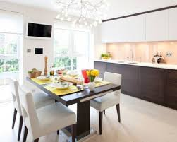 modular dining room 35 amazing modular dining rooms and kitchens