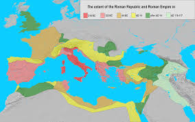 Roman Map 40 Maps That Explain The Roman Empire Vox Armies War And Society