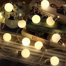 online shop 5m 20 led g45 globe party ball string lamps led string
