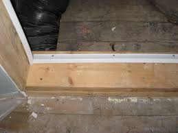 insulated side attic access door thumb and hammer