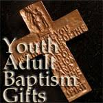 christian baptism gifts baptism gift ideas for youth and adults baptism crosses
