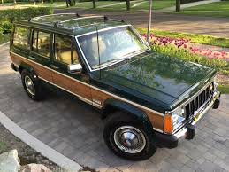 built jeep cherokee this 1992 jeep cherokee briarwood is a high mile driver that has