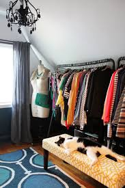 Adding A Closet To A Bedroom How To Turn A Walk In Closet Into A Glamorous Dressing Room