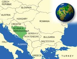 Us Geography Map Bosnia And Herzegovina Facts Culture Recipes Language