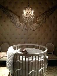 chandeliers  awesome baby room with small chandelier and round  with awesome baby room with small chandelier and round baby crib baby room  lighting child room ceiling light baby room lighting canada from roswelldragwaynmcom