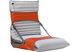 Sleeping Armchair Seating Award Winning Camp Chairs Therm A Rest