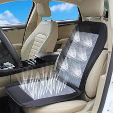 cooled car seat cover viotek heating cooling car seat cushion