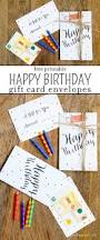 free printable birthday gift card envelopes yellow bliss road