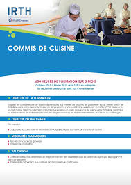 commis de cuisine fiche m ier fiche m騁ier cuisine 100 images commis de cuisine fiche m騁ier