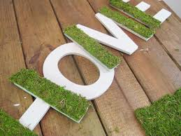 moss covered letters oh louise crafty diy moss covered letters