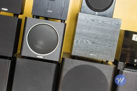 best value home theater subwoofer the best budget subwoofer