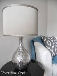 Bedroom Side Tables by Decorating Cents Bedroom Side Table Lamp