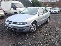 2004 seat leon 1 9 tdi 110 bhp 5 door manual diesel in