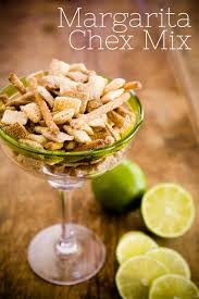 homemade margarita chex mix u2013 an easy and wildly addictive last