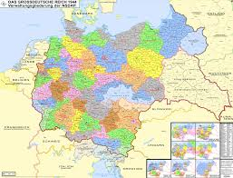Map Of Germany And Surrounding Countries by Administrative Divisions Of Germany Wikipedia