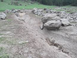 Wildfire Boulder Today by Wildfire Erosion Can Be Major Sculptor Of Forested Western Mountains