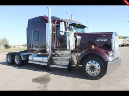 nearest kenworth 2003 kenworth w900l fargo nd truck details wallwork truck center