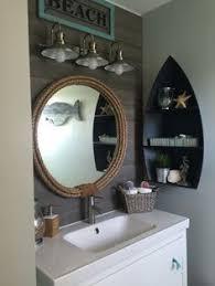 nautical themed bathroom ideas anchor hooks shop the look coastal hardware and pottery