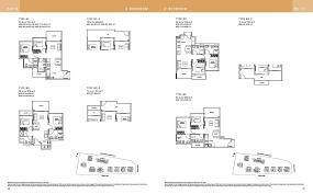 Bugis Junction Floor Plan by Floor Plans U2013 The Glades Condo