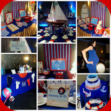 nautical theme baby shower favors decorating of party