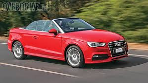 bmw open car price in india 2015 audi a3 cabriolet 40 tfsi review overdrive