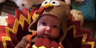 jimmy fallon s baby is the cutest thanksgiving turkey