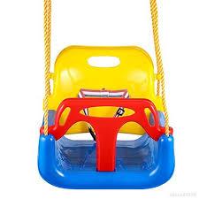 siege balancoire bébé mymotto 3 en 1 siege balancoire avec chaîne swing seat jeu de plein