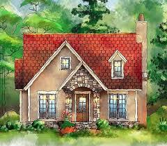 European Cottage Plans Plan 26685gg European Itty Bitty Cottage House
