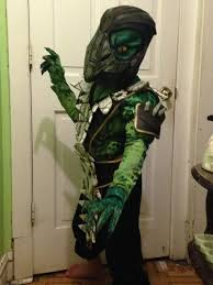 reptile mkx cosplay amino