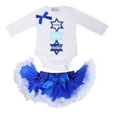 hanukkah baby baby girl clothes royal blue white pettiskirt tutu my hanukkah