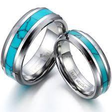 turquoise and wedding ring turquoise wedding ring ebay