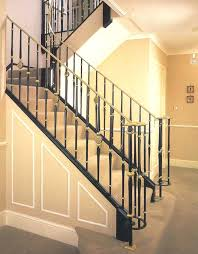 Home Depot Interior Stair Railings Outdoor Metal Stair Railings Home Depot Best Iron Images On Stairs
