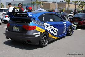 tuned subaru tuned subaru impreza wrx sti with ings body kit picture number