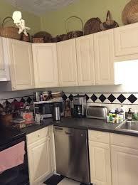 Painted Laminate Kitchen Cabinets Distinguished Oak Trim Wallpaper Photos Hd Decpot How To Paint